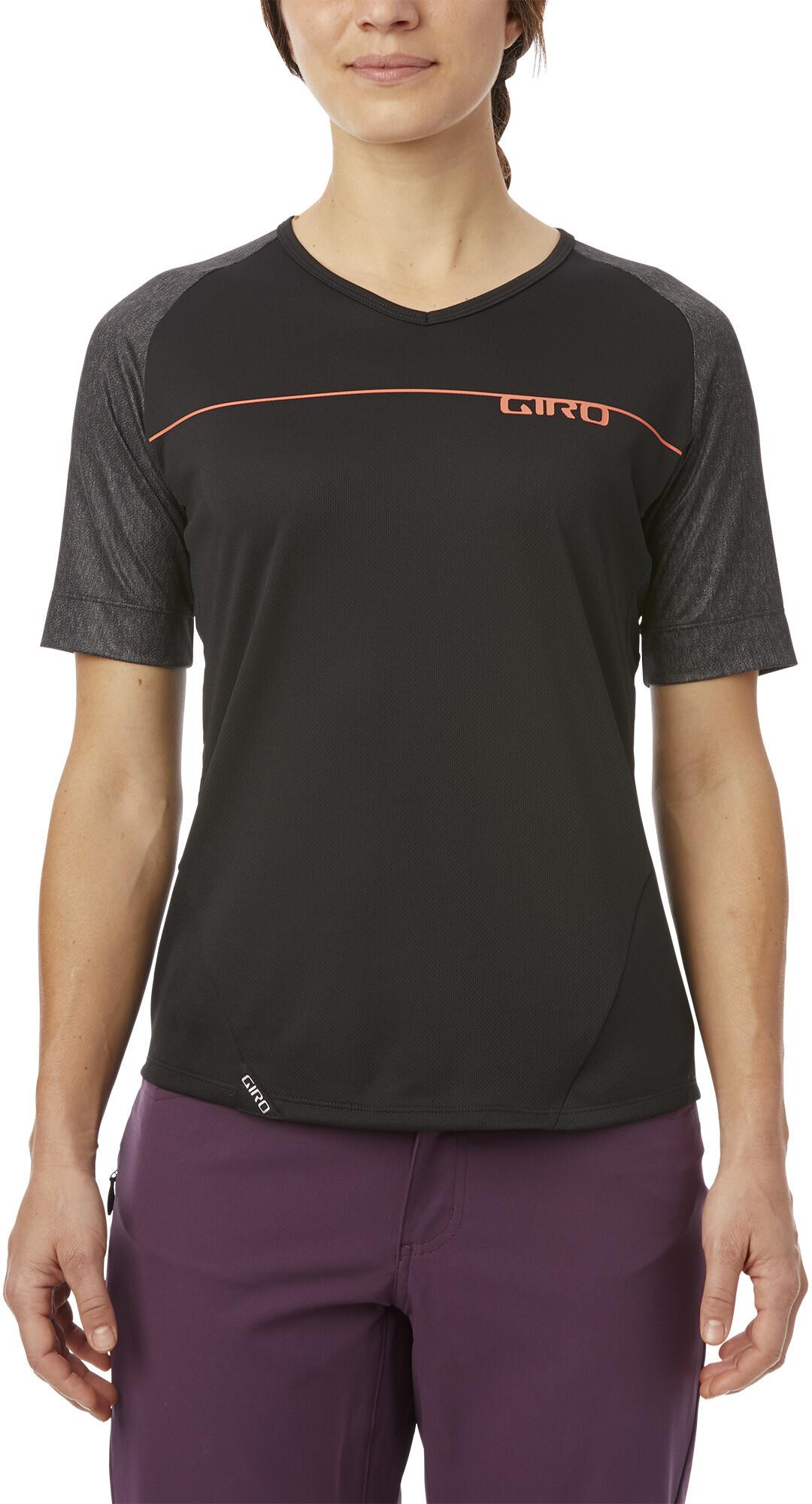 533b064d49384a Giro Xar MTB maglietta a maniche corte Donna nero su Bikester